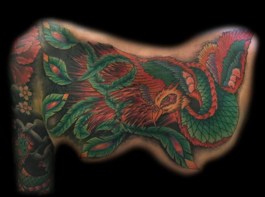 Tattoo Columbus Ohio Billy Hill