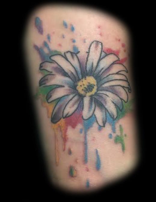 Tattoo Columbus Ohio Billy Hill - Tattoo Flower