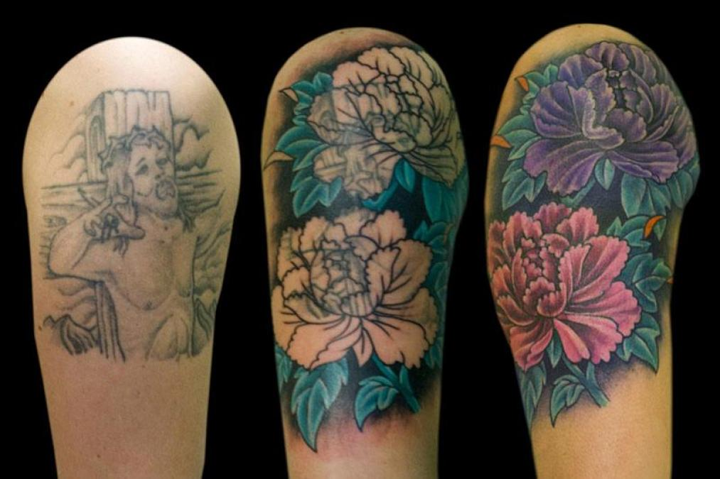 Tattoo Columbus Ohio Billy Hill - Tattoo Flowers