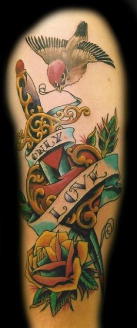 Tattoo Columbus Ohio Billy Hill - Tattoo Love